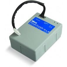 NICE PS124 akumulator 24V  z wbudowana kartą