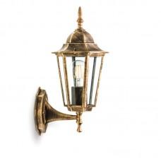 Lampa ogrodowa LO4101 ZŁOTA