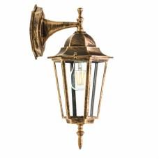 Lampa ogrodowa LO4102 ZŁOTA