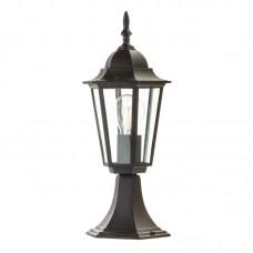 Lampa ogrodowa LO4104 CZARNA