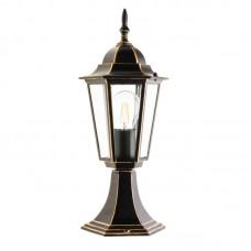 Lampa ogrodowa LO4104 CZARNO-ZŁOTA