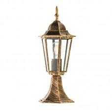 Lampa ogrodowa LO4104 ZŁOTA