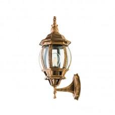 Lampa ogrodowa LO4601 ZŁOTA