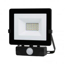 Naświetlacz LED MHNC z czujnikiem 20W barwa CIEPŁOBIAŁA